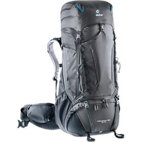 deuter Aircontact Pro 70 + 15 Backpack, szary/czarny